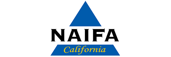 National Association of Insurance & Financial Advisors of California (NAIFA-California) logo