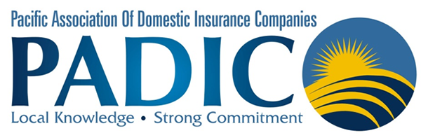 Pacific Association of Domestic Insurance Companies (PADIC) logo
