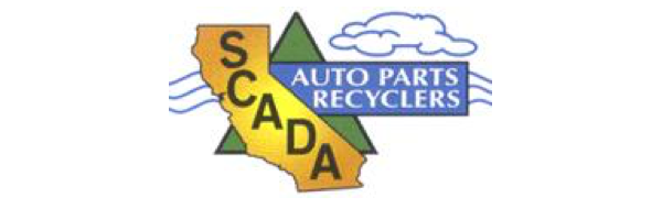 State of California Auto Dismantlers Association (SCADA) logo